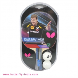 <p>Timo Boll 1000 with 2 Balls</p>